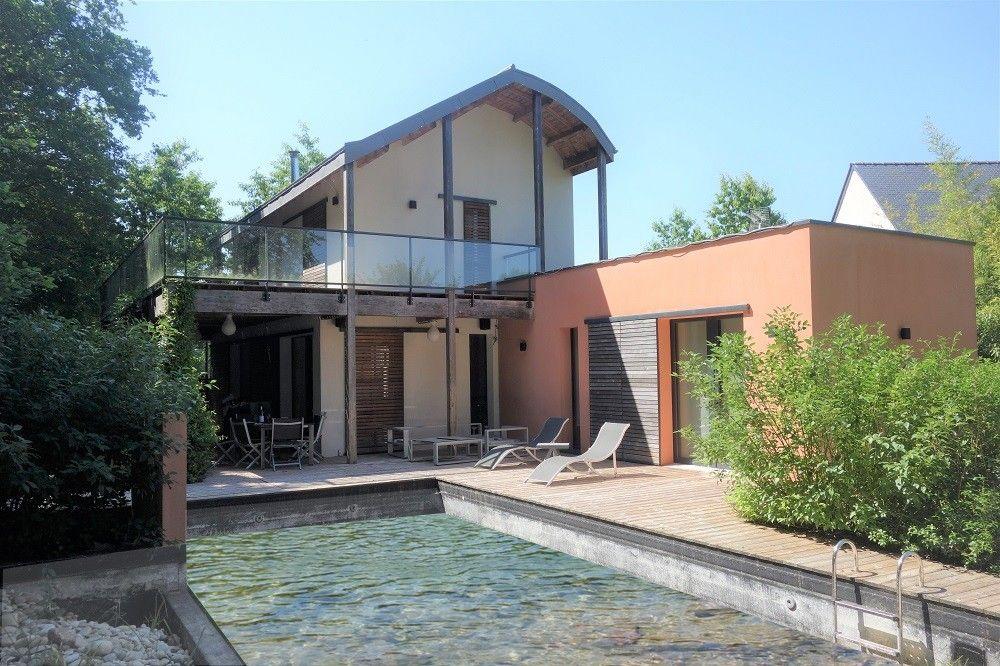 Vente maison treilli res une maison passive de 2011 for Acheter une maison a nantes