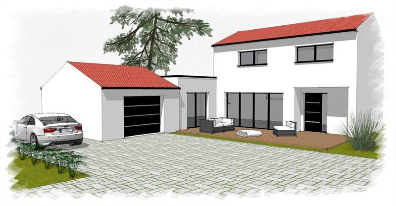 Vente maison mauves sur loire joli projet de for Projet de construction maison